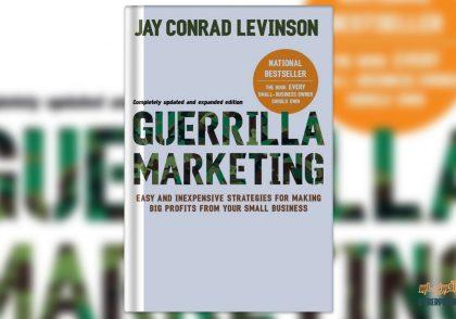کتاب صوتی بازاریابی چریکی